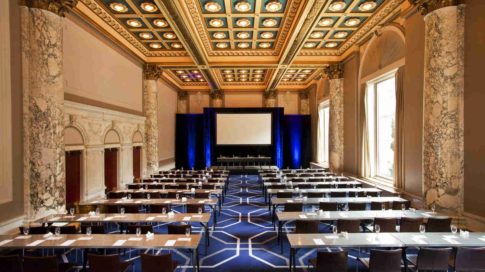 NYC Union Square Meetings Venues - Great Room
